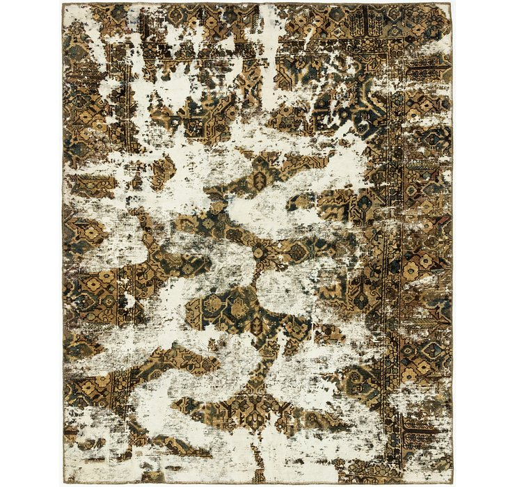 6' 5 x 8' Ultra Vintage Persian Rug