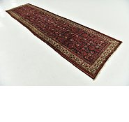 Link to 112cm x 420cm Hossainabad Persian Runner Rug