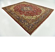 Link to 292cm x 375cm Tabriz Persian Rug