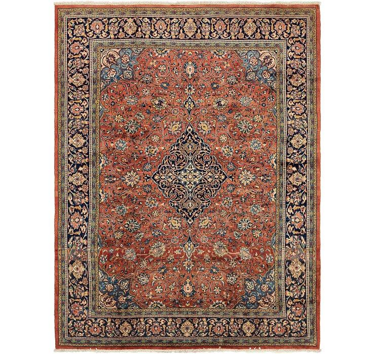 8' 10 x 11' 9 Sarough Persian Rug