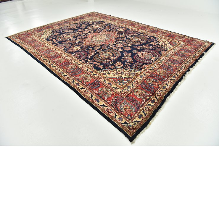 9' 7 x 13' 3 Shahrbaft Persian Rug