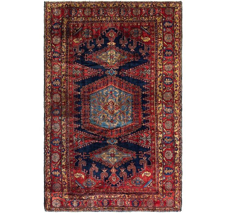 6' 10 x 10' 7 Viss Persian Rug