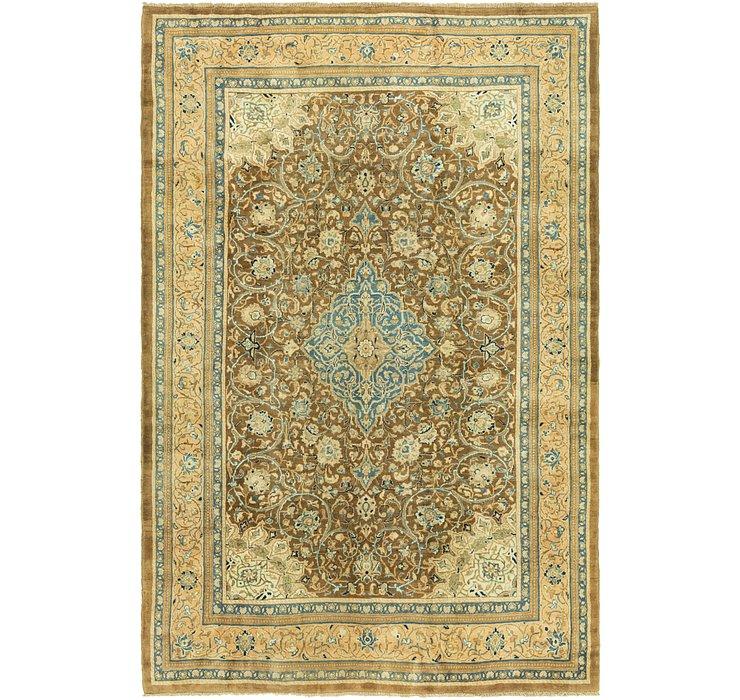 7' x 10' 3 Mahal Persian Rug