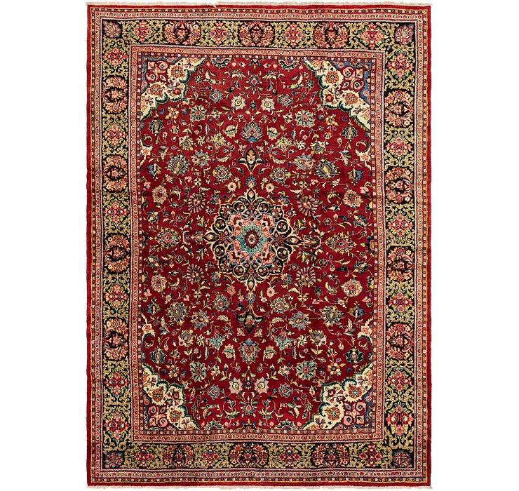 10' 3 x 14' 6 Meshkabad Persian Rug