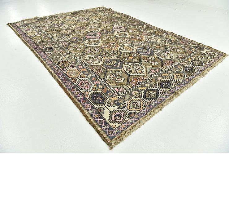 6' 9 x 9' 9 Bakhtiar Persian Rug