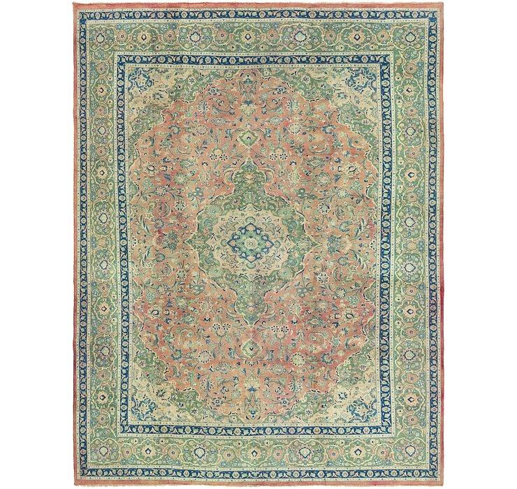 9' 7 x 13' 1 Mashad Persian Rug