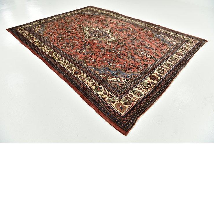 8' 6 x 11' 10 Hamedan Persian Rug