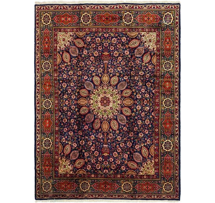 9' 7 x 13' Tabriz Persian Rug