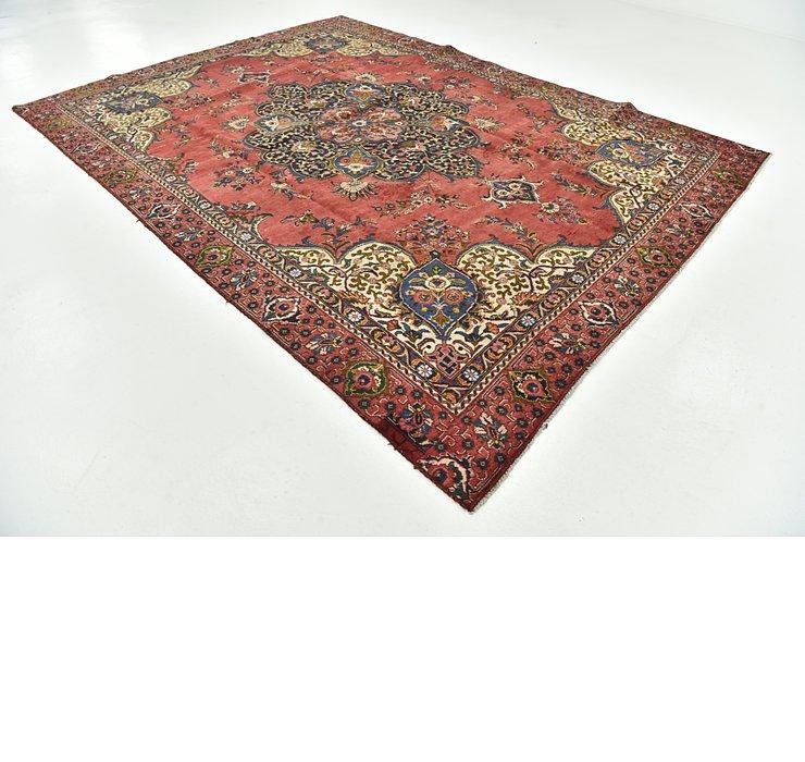 8' 10 x 12' 3 Mashad Persian Rug