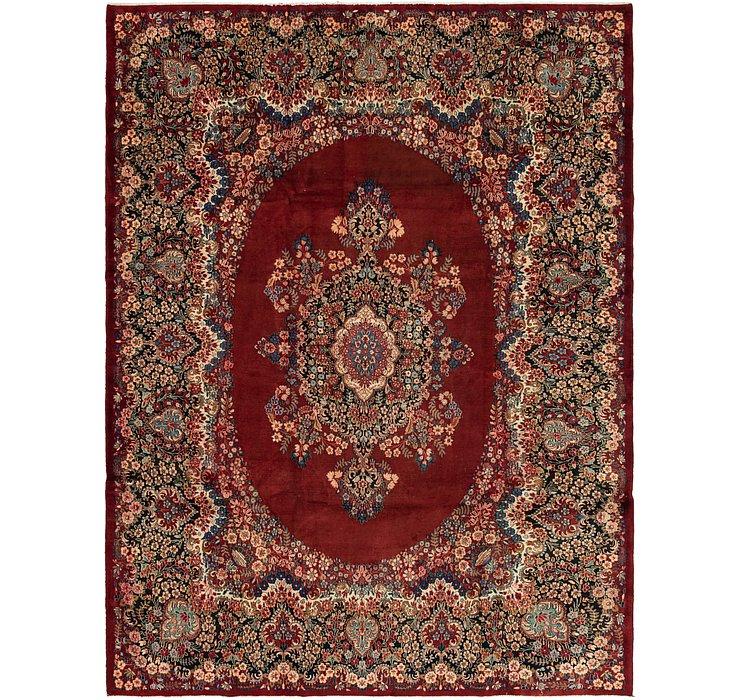 9' 9 x 12' 9 Yazd Persian Rug
