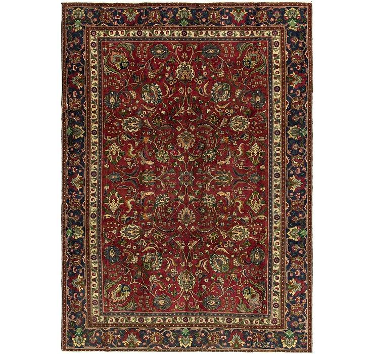 7' 5 x 10' 6 Tabriz Persian Rug