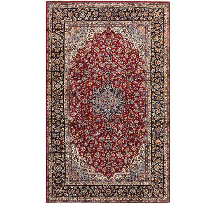 9' 7 x 16' Isfahan Persian Rug