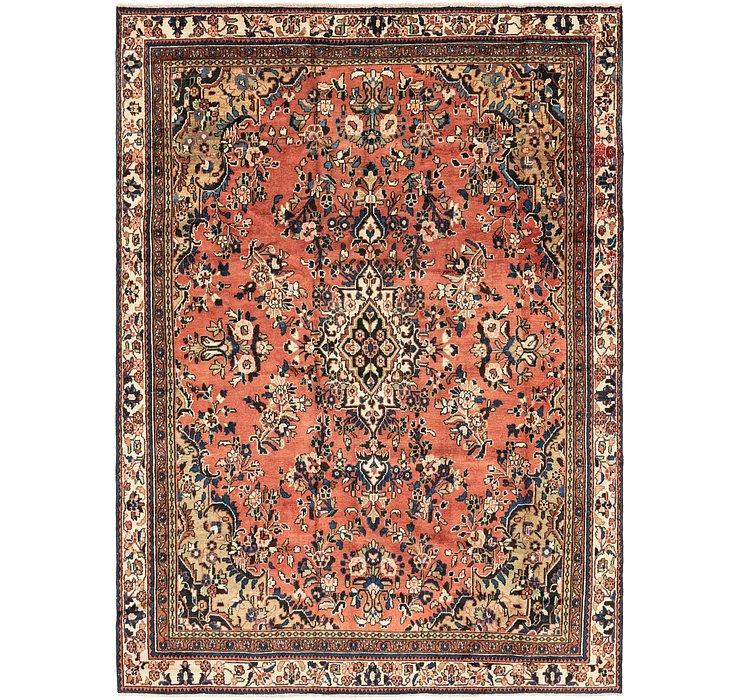 7' 10 x 10' 9 Hamedan Persian Rug