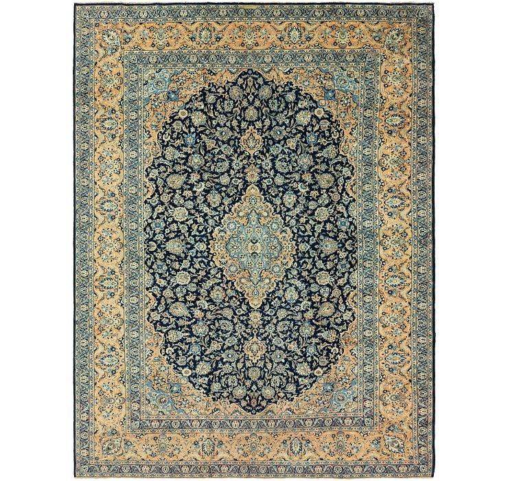 335cm x 465cm Kashan Persian Rug