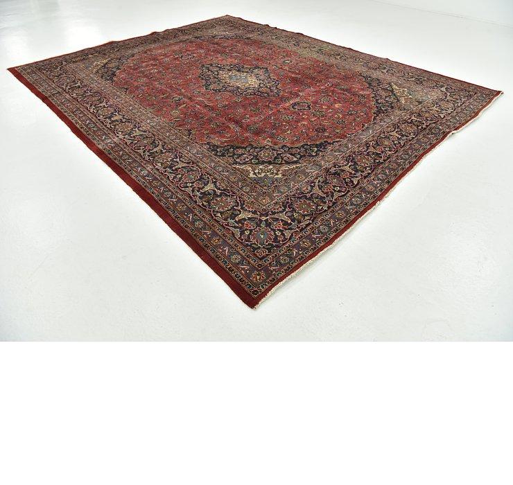 9' 4 x 11' 8 Mashad Persian Rug