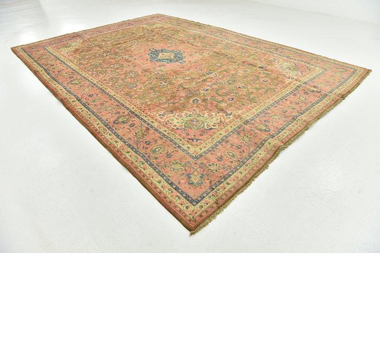 10' x 14' Shahrbaft Persian Rug