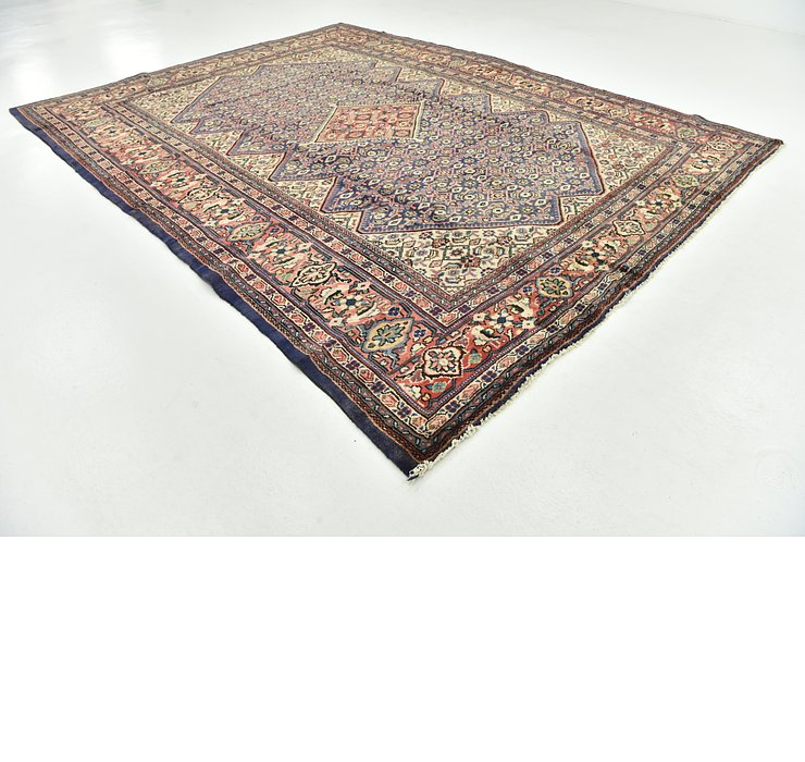 9' 7 x 12' 2 Farahan Persian Rug