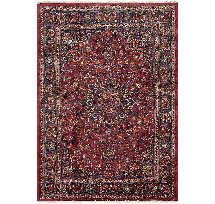 245cm x 348cm Mashad Persian Rug