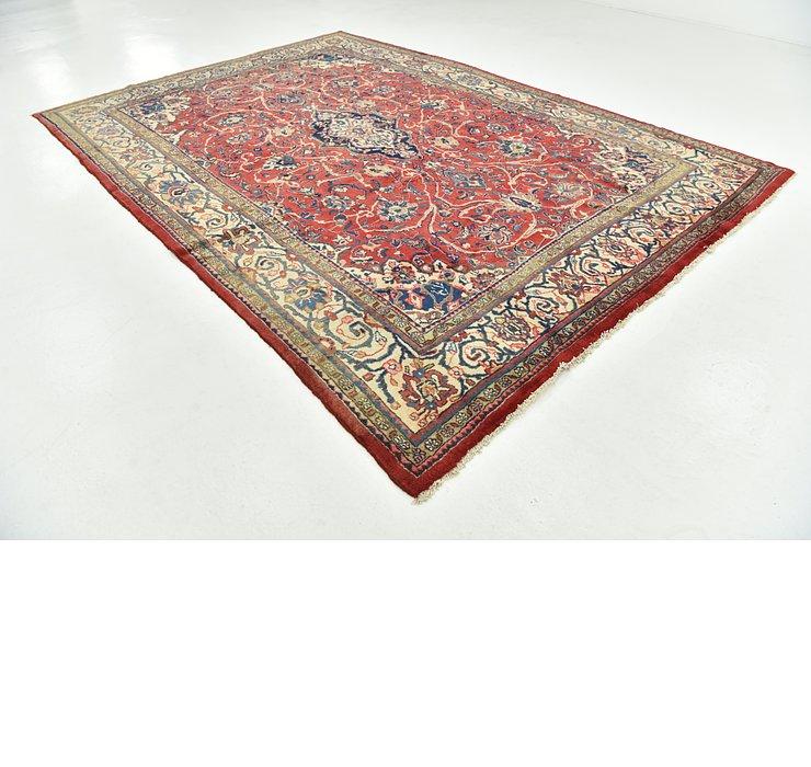 8' 8 x 12' 1 Farahan Persian Rug