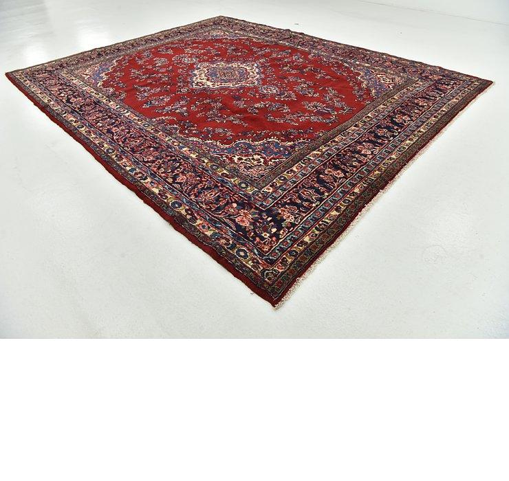10' 7 x 13' 1 Shahrbaft Persian Rug