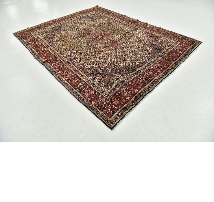 7' 2 x 8' 10 Mood Persian Square Rug