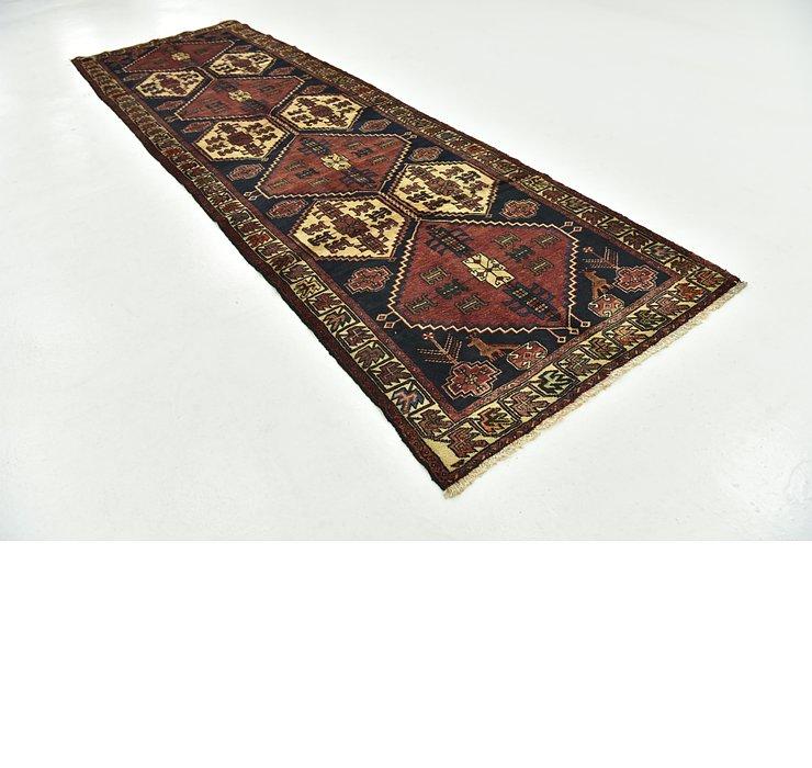 4' x 13' 5 Shahsavand Persian Runn...