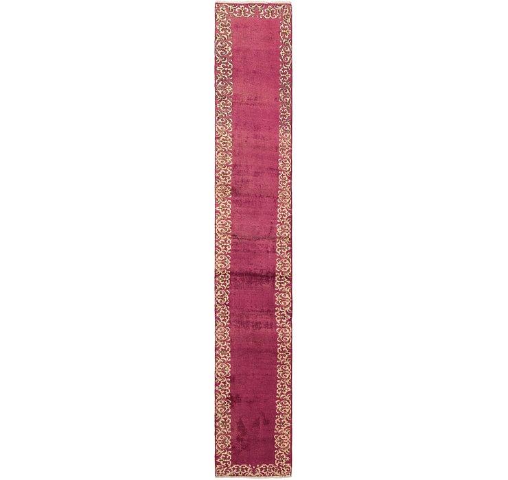 2' 9 x 18' 8 Tabriz Persian Runner Rug