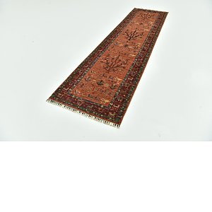 Link to 80cm x 297cm Ariana Ziegler Runner Rug item page
