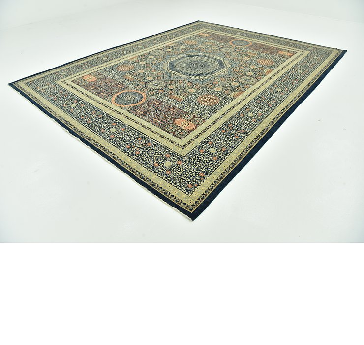 9' x 11' 10 Mamluk Ziegler Oriental...