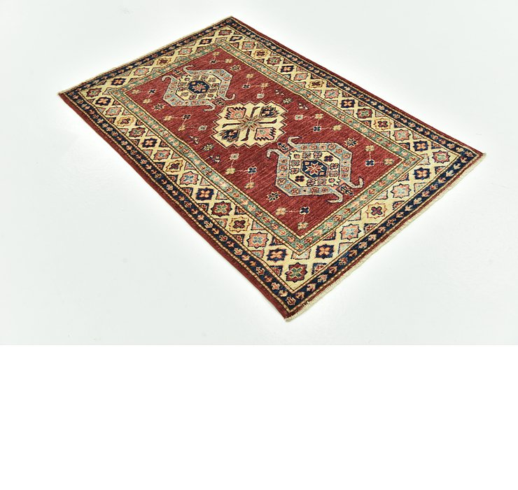 2' 10 x 4' 2 Kazak Oriental Rug