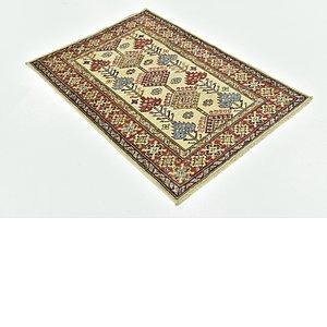 Link to 90cm x 122cm Kazak Oriental Rug item page