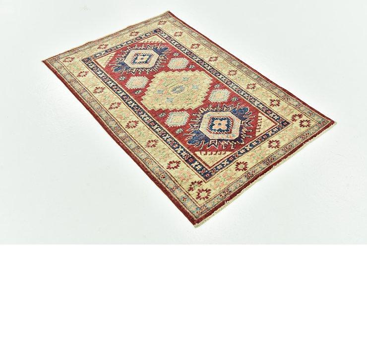 85cm x 130cm Kazak Oriental Rug