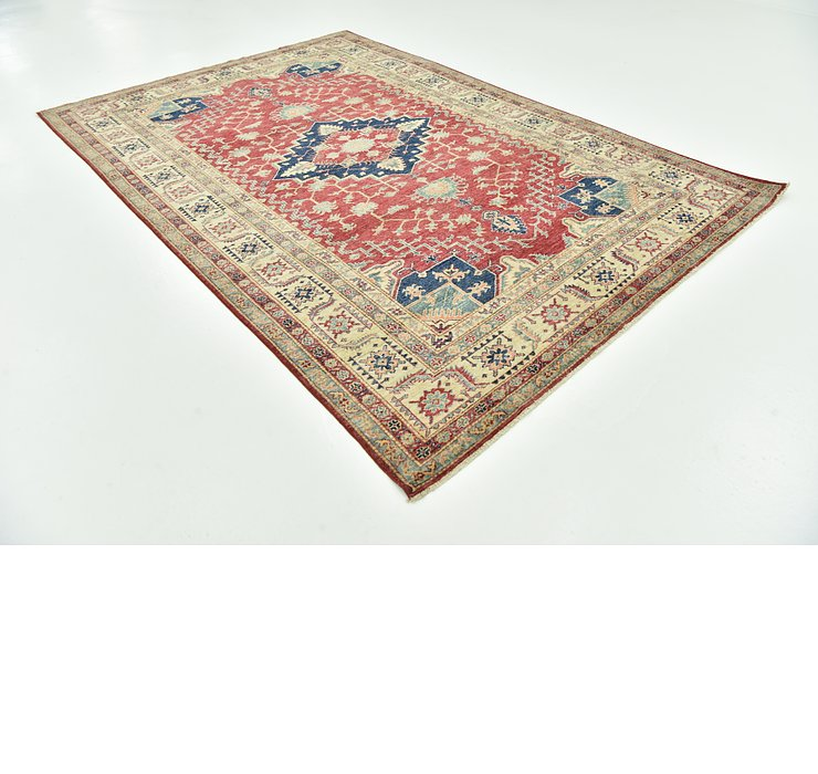 6' 8 x 10' Kazak Oriental Rug