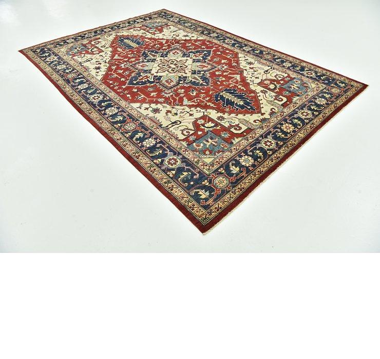 6' 8 x 9' 5 Kazak Oriental Rug