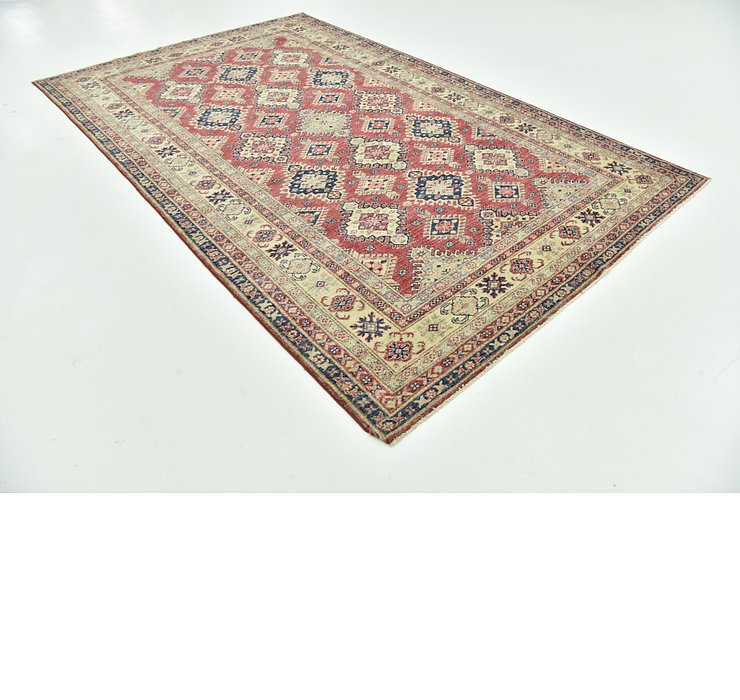 6' 4 x 10' 3 Kazak Oriental Rug