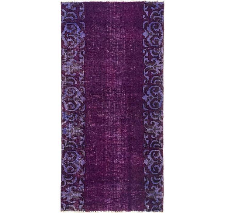 2' 3 x 4' 9 Ultra Vintage Persian R...