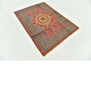 Link to 122cm x 173cm Balouch Rug