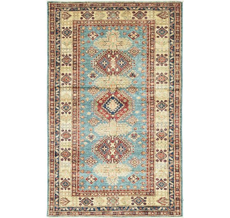 3' 11 x 6' 5 Kazak Oriental Rug