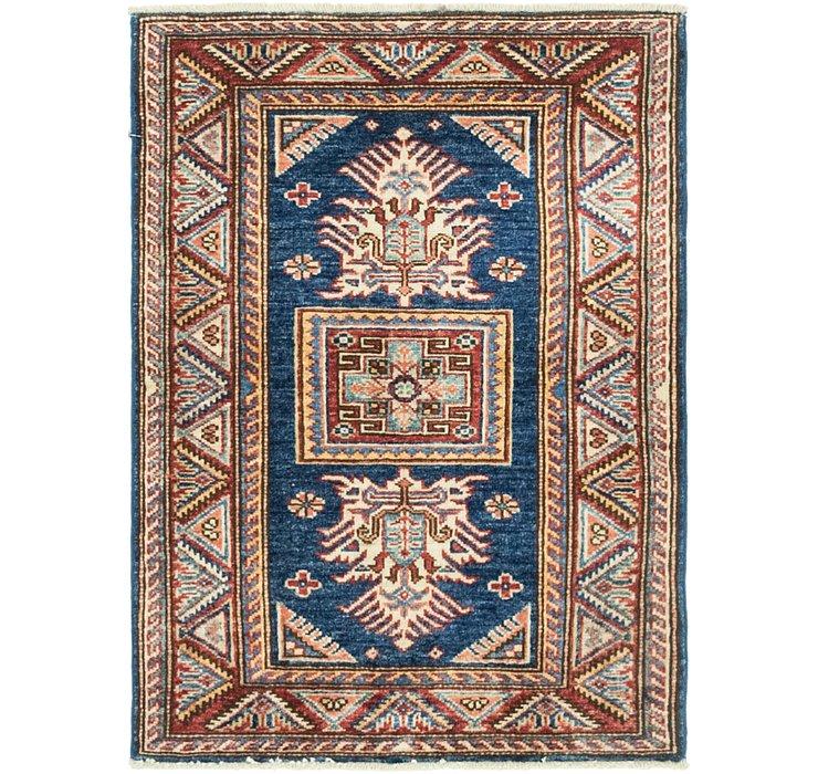 2' 3 x 3' Kazak Oriental Rug