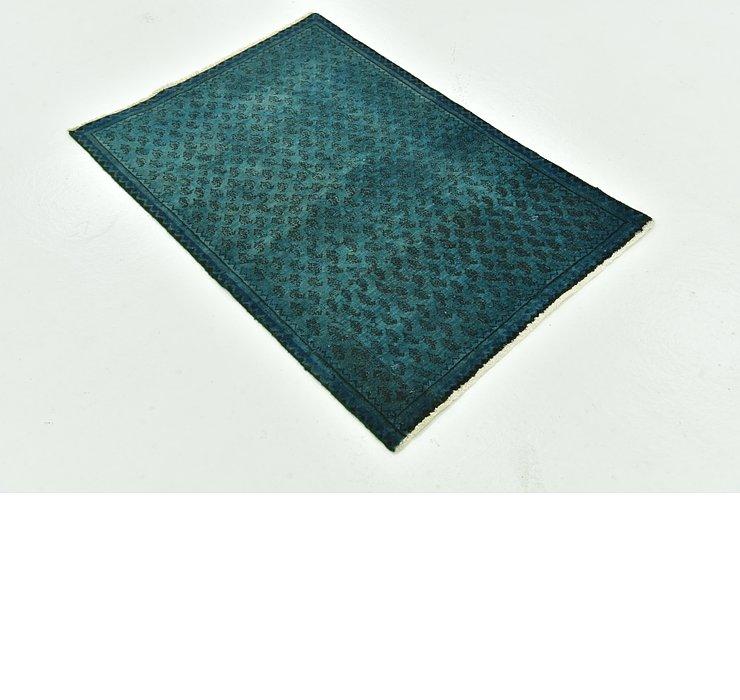 2' 6 x 3' 7 Ultra Vintage Persian Rug