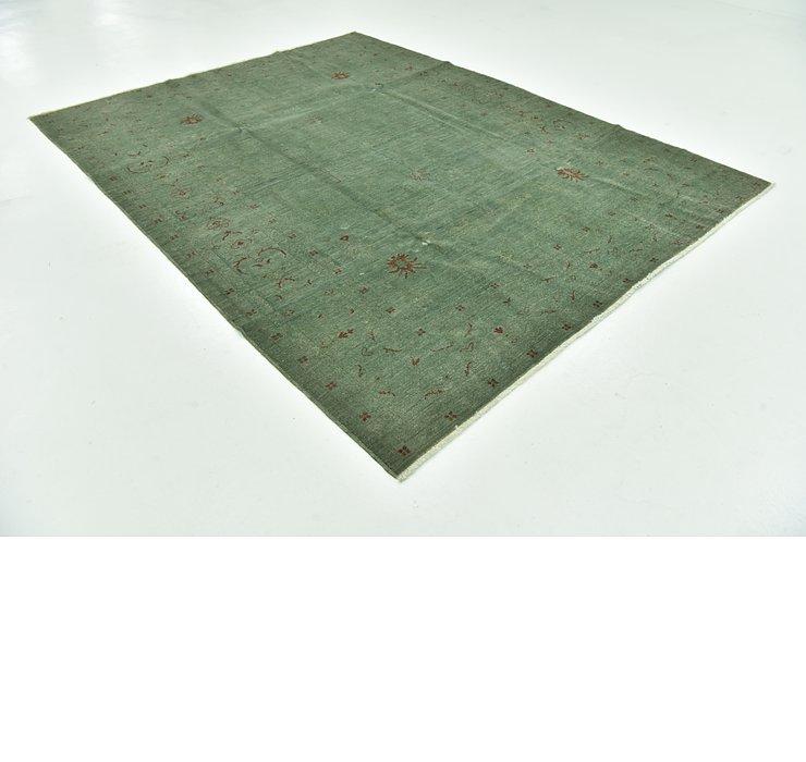 7' x 9' 2 Over-Dyed Ziegler Rug