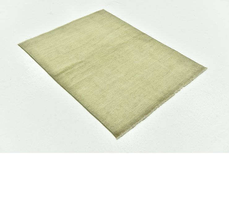 3' 3 x 4' 4 Over-Dyed Ziegler Rug