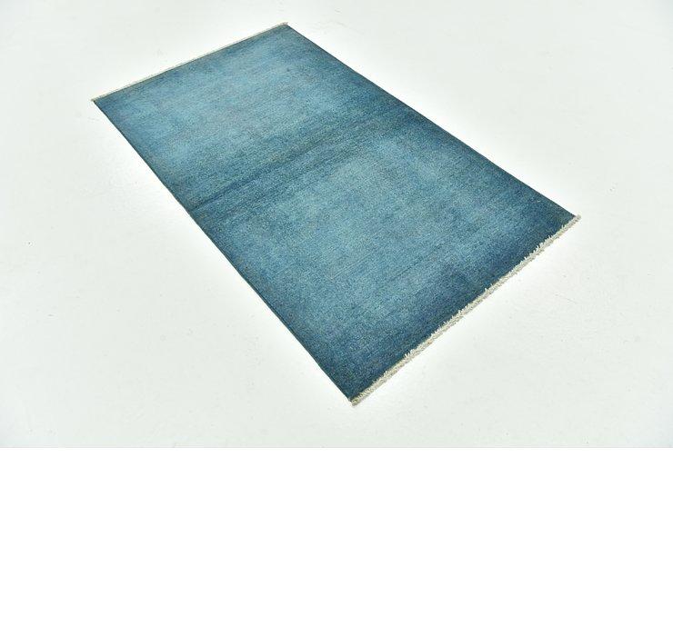 85cm x 147cm Over-Dyed Ziegler Rug