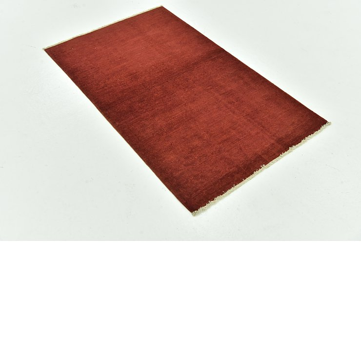2' 7 x 4' 2 Over-Dyed Ziegler Rug