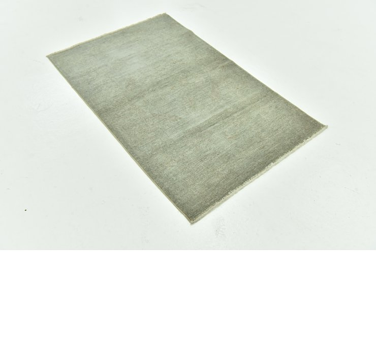 2' 7 x 4' 1 Over-Dyed Ziegler Rug