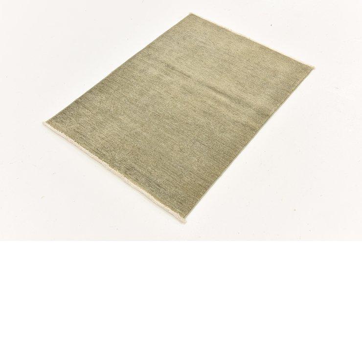 70cm x 95cm Over-Dyed Ziegler Rug