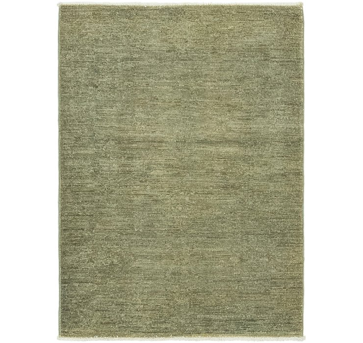2' 3 x 3' 1 Over-Dyed Ziegler Rug