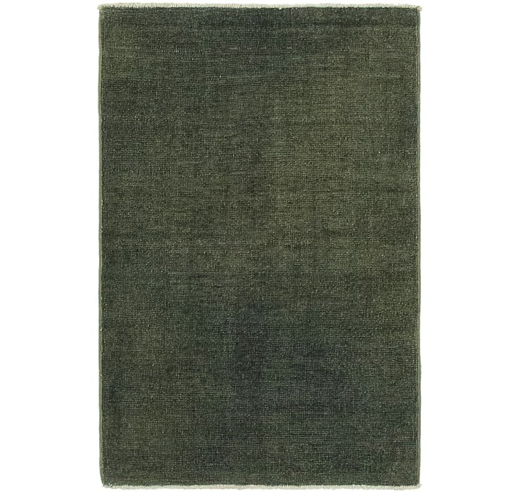 2' x 3' 2 Over-Dyed Ziegler Rug