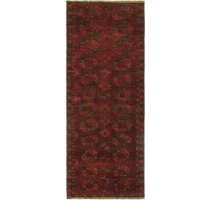 2' x 5' 1 Ultra Vintage Persian R...