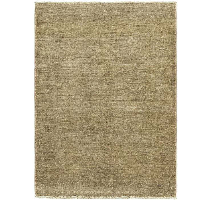 2' 2 x 3' 2 Over-Dyed Ziegler Rug